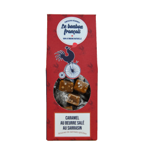 Pack Caramel Beurre salé Sarrasin