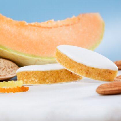 Véritable Calisson d'Aix en provence 60% melon et miel le bonbon francais