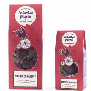 Cerneau de Noix caramélisé au chocolat noir - Le Bonbon Français