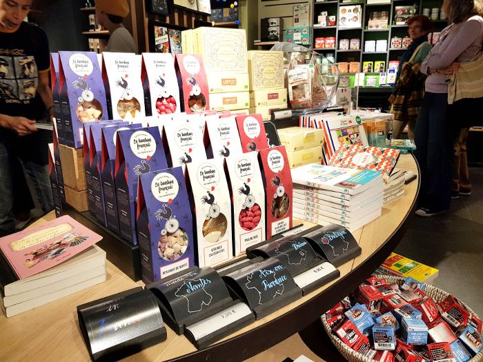 Distributeur le bonbon Francais magasin partenaire ou trouver le bonbon francais