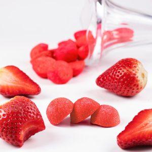 fraise guimauve artisanale le bonbon francais