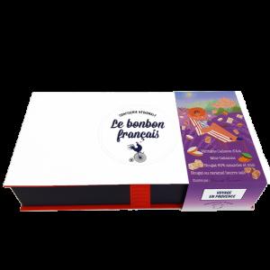 Ecrin Dégustation Voyage en Provence Le Bonbon Francais